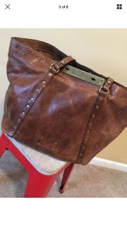 Patricia Nash Leather Shopper/Tote
