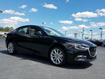 2017 Mazda Mazda3 GRAND TOURING AUTO (BLACK)