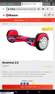 For Sale/Trade: HoverTrax