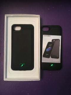 2 (TWO) awesome battery IPhone cases (for 6,6s,7and