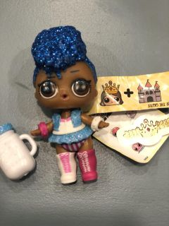 MGA LOL Surprise Doll Series 3 Confetti POP Independent Queen XPOSTED PPU