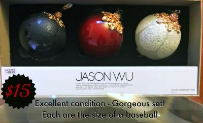 Jason Wu Ornaments