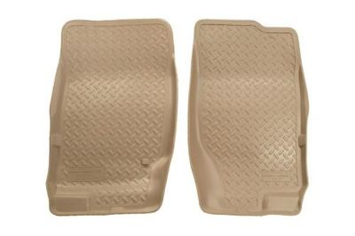 Purchase Husky Liners 33753 2002 Ford Explorer Tan Custom Floor Mats 1st Row motorcycle in Winfield, Kansas, US, for US $91.95