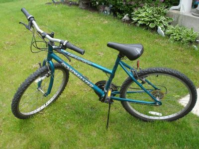 "Mt. Ascent Roadmaster 18 speed 24"" women's mountain bike bicycle"