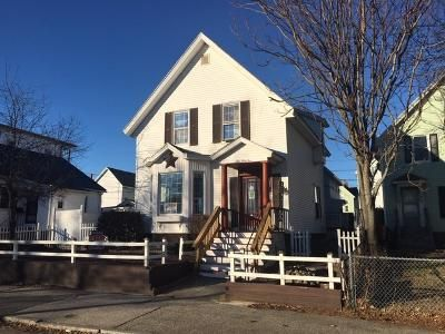 4 Bed 5.0 Bath Foreclosure Property in Manchester, NH 03103 - Auburn St