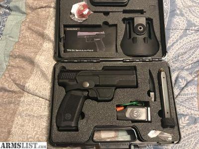 For Sale/Trade: Canik tp 9 Da 9mm