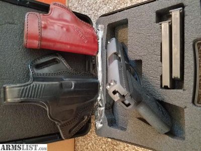 For Sale: Sig Sauer P239 9mm w/night sights and Short reset trigger