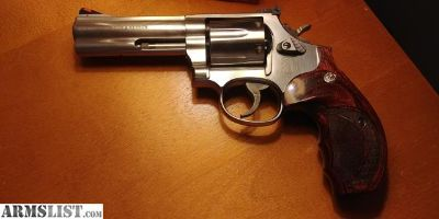 For Sale/Trade: S&W 686 4inch