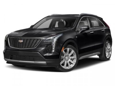 2019 Cadillac XT4 AWD Premium Luxury (Twilight Blue Metallic)