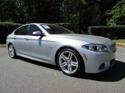 Used 2015 BMW 5 Series 4dr Sdn RWD