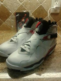 jordan retro 8 size 8.5 ds
