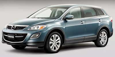 2012 Mazda CX-9 Grand Touring (Stormy Blue Mica)