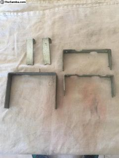 SWB 911/912 Gauge Brackets