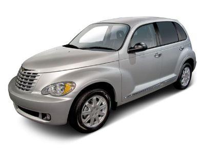2010 Chrysler PT Cruiser Base (Inferno Red Crystal Pearl)