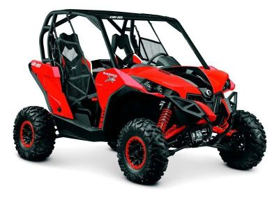2014 Can-Am Maverick X rs DPS 1000R Sport-Utility Utility Vehicles Elk Grove, CA