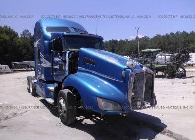 2011 KENWORTH T660