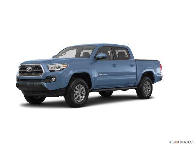 2018 Toyota Tacoma DOUBLE CAB 4X4 V6 (Cavalry Blue)