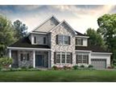 The Arlington Traditional by Tuskes Homes: Plan to be Built