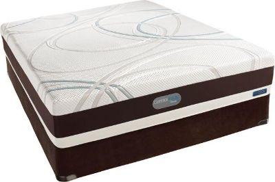 Mattress is Used- Queen Size- ComforPedic from Beautyrest Mattress