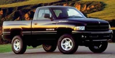 2001 Dodge RSX Laramie SLT (FOREST GREEN PEARLCOAT)