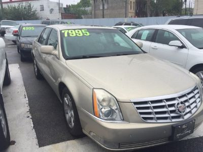 2007 Cadillac DTS Base (Gold Mist)