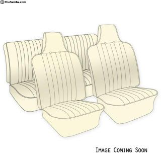 70-72 Convertible Full Set Seat Covers
