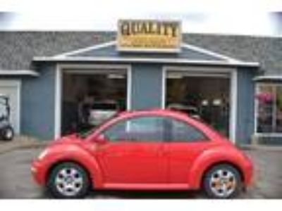 Used 2002 VOLKSWAGEN NEW BEETLE For Sale