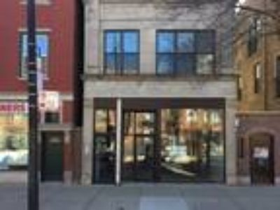 Retail for Lease in Wicker Park