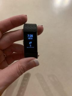 Fitbit Charge HR EUC!