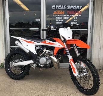2019 KTM 250 SX Motocross Motorcycles Hobart, IN