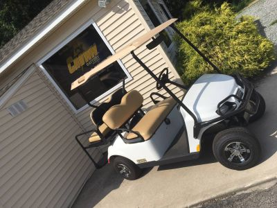 2018 E-Z-Go TXT Hauler General Use Golf Carts Exeter, RI
