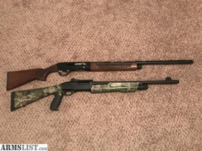 For Sale/Trade: 2 Shotguns for your rifle??