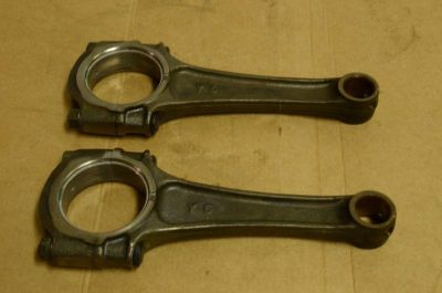 Find YAMAHA XV750 xv 750 VIRAGO CONNECTING RODS motorcycle in Fort Worth, Texas, US, for US $29.99