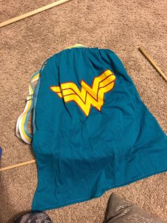 Never used Wonder Woman backpack