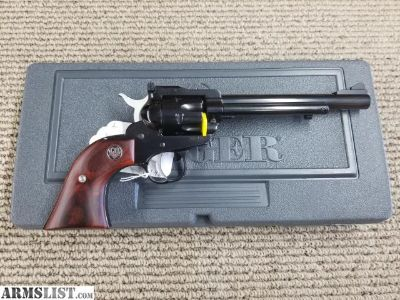 For Sale: Ruger New Model Single Six, All Steel