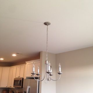 Chandelier Brushed Nickel