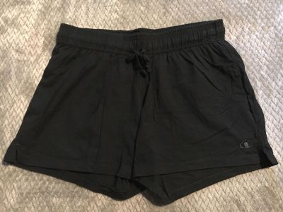 New Without Tags women s black Champion shorts, medium