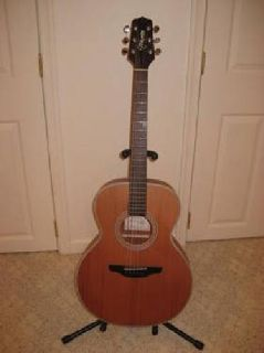 $150 Takemine GS430S Acoustic Guitar with TKL Hard Case
