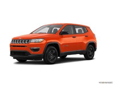 2018 Jeep Compass Sport (Spitfire Orange)
