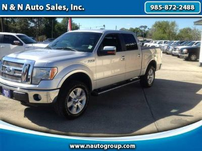2010 Ford F-150 Lariat SuperCrew 5.5-ft. Bed 4WD - Your Search Stops Here