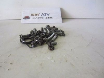 Find 98 HONDA RECON TRX 250 bolts nuts hardware motorcycle in Indianapolis, Indiana, United States, for US $29.99