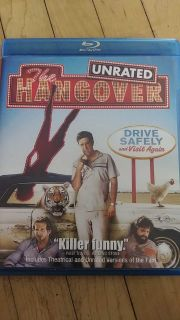The hangover blu-ray unrated