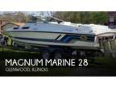 Magnum - 27 Sports Sedan