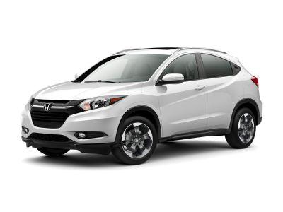 2018 Honda HR-V EX-L (Modern Steel Metallic)