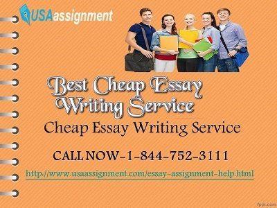 Cheap Essay Writing Service at $10 | Order Custom Essays Online