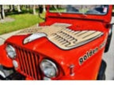 1984 Jeep CJ Golden eagle stunning classic must see tunning over the top 1984