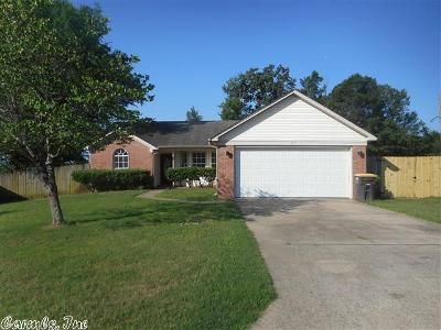 3 Bed 2 Bath Foreclosure Property in Bryant, AR 72022 - Amy Cir