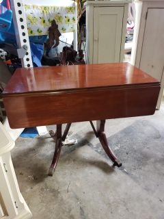 Old style table