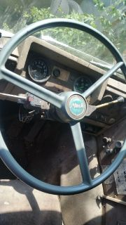R model Mack  3 Spoke Steering wheel
