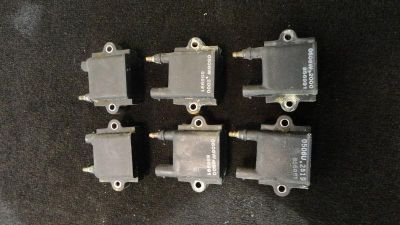 Buy USED IGNITION COIL ASSEMBLY #856991A FOR 2001 MERCURY 225HP DFI OUTBOARD MOTOR motorcycle in Gulfport, Mississippi, US, for US $45.49